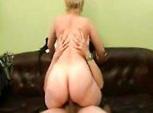Son Fucking Her Blonde Mom –