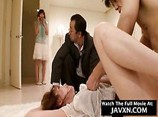 Japanese Gangbang Hardcore Porn Video