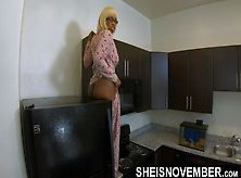 If Mom Won&#x27t Do It So I Will! Black Step Daughter Kinky Sex